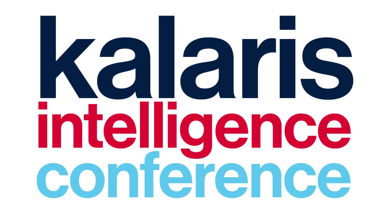 Kalaris Intelligence Conference logo