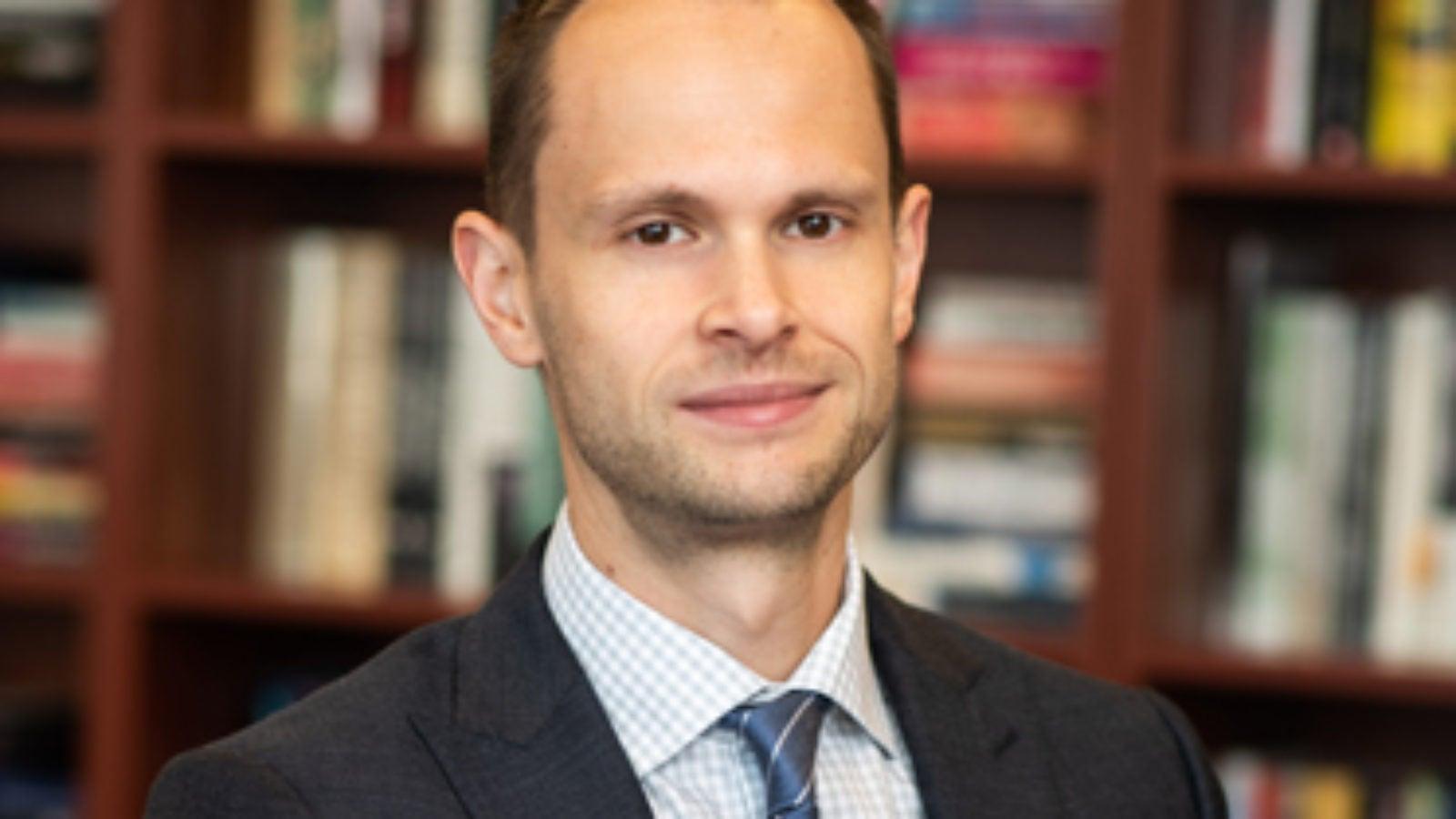 Photo of Evan Montgomery
