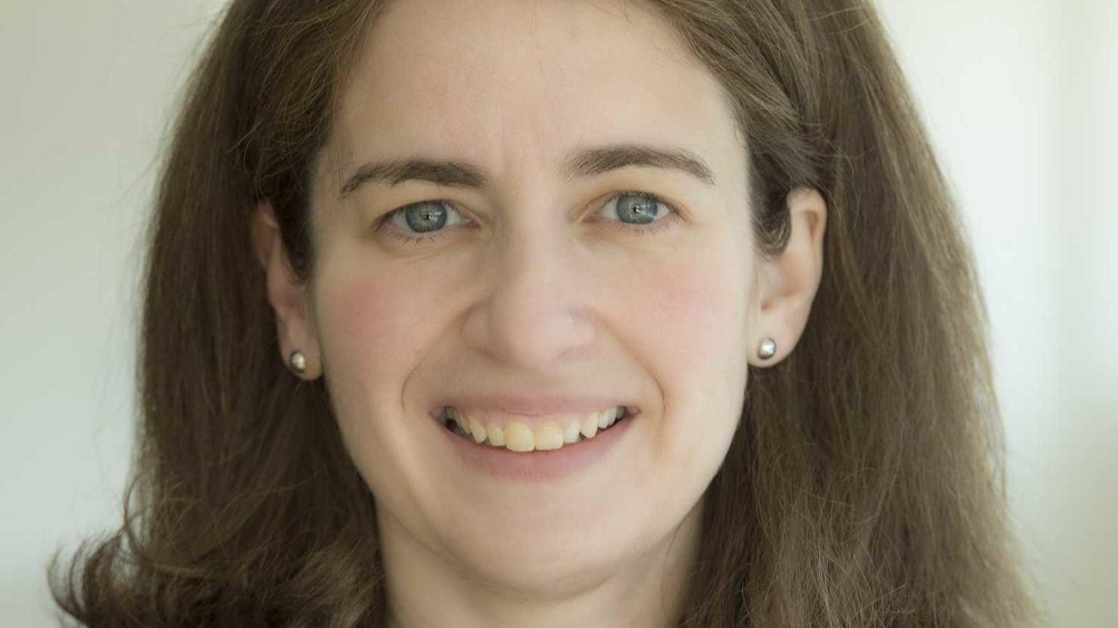 Headshot of Dr. Elizabeth Saunders