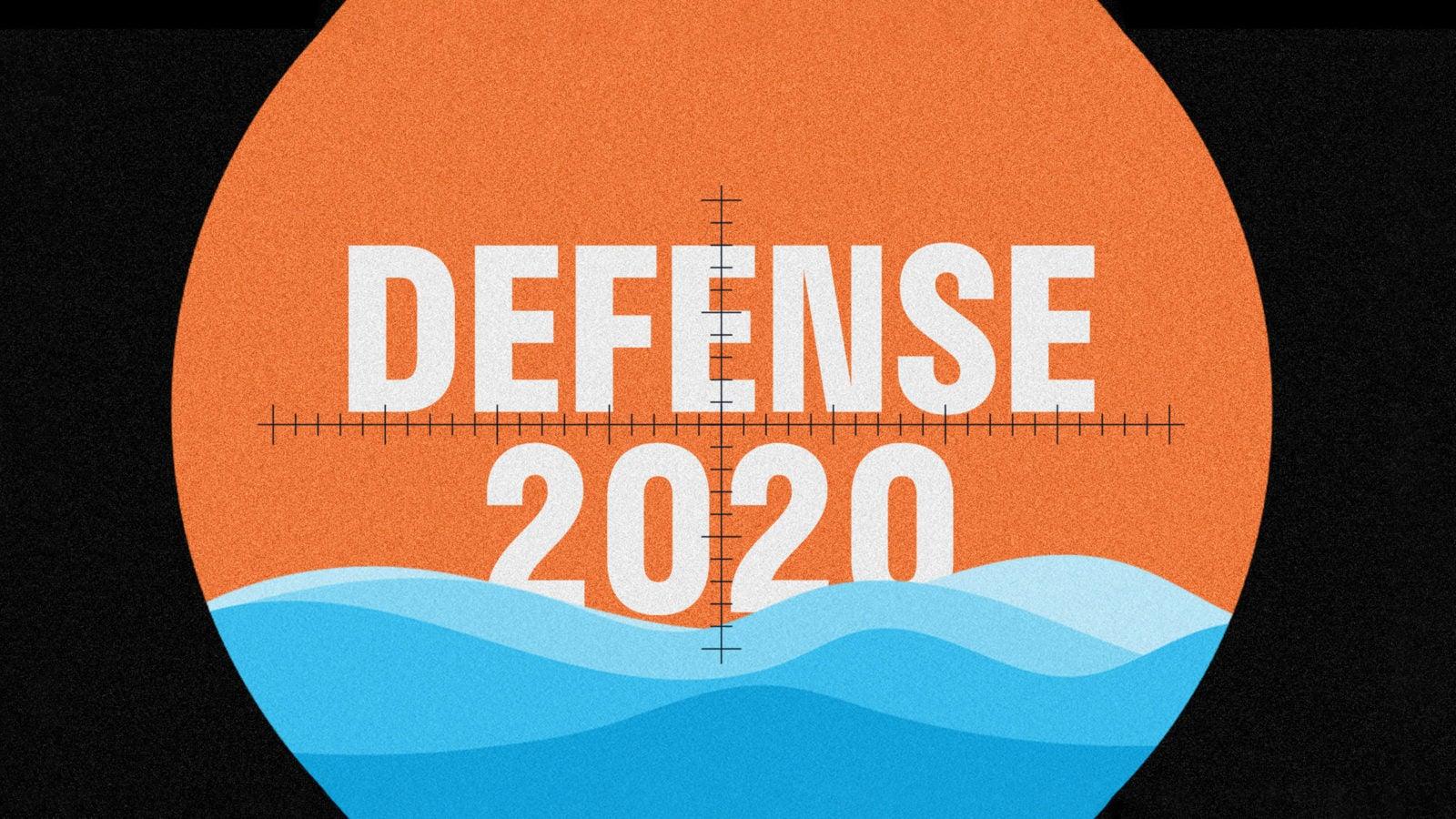 Defense 2020 logo