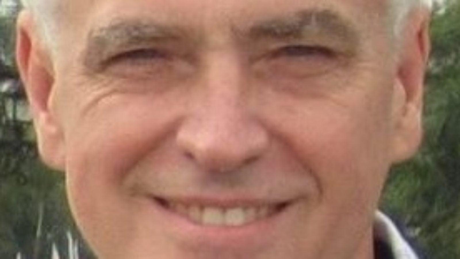 Headshot of Prof John Gentry