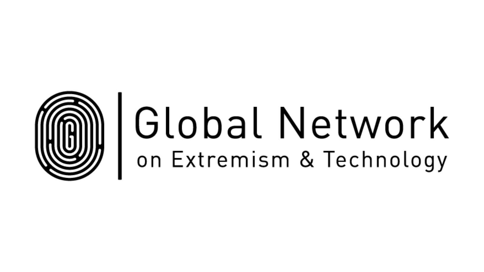 Global Network on Extremism and Technology Logo