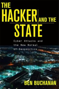 Cover for The Hacker and the State