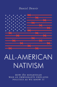 Cover for All-American Nativism
