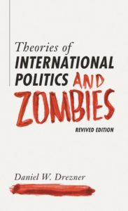 Cover for Theories of International Politics and Zombies