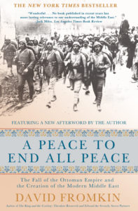 Cover of A Peace to End All Peace