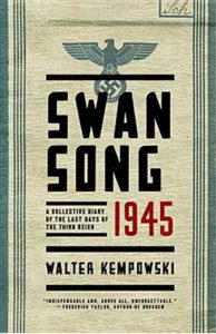 Cover of Swan Song 1945