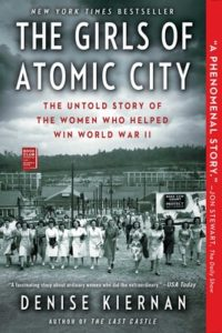 Cover of The Girls of Atomic City