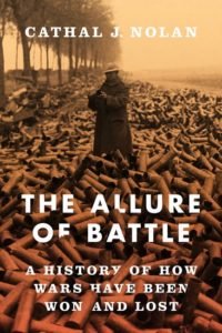 Cover of The Allure of Battle