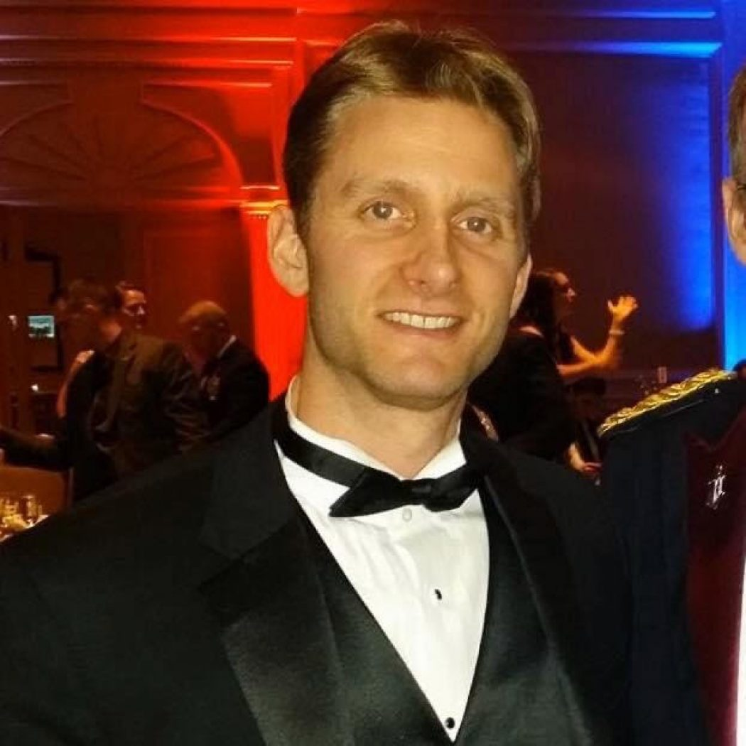 Headshot of Aaron Epstein