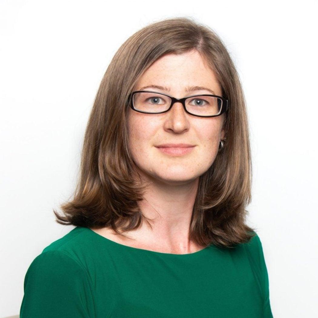 Headshot of Laura Bate