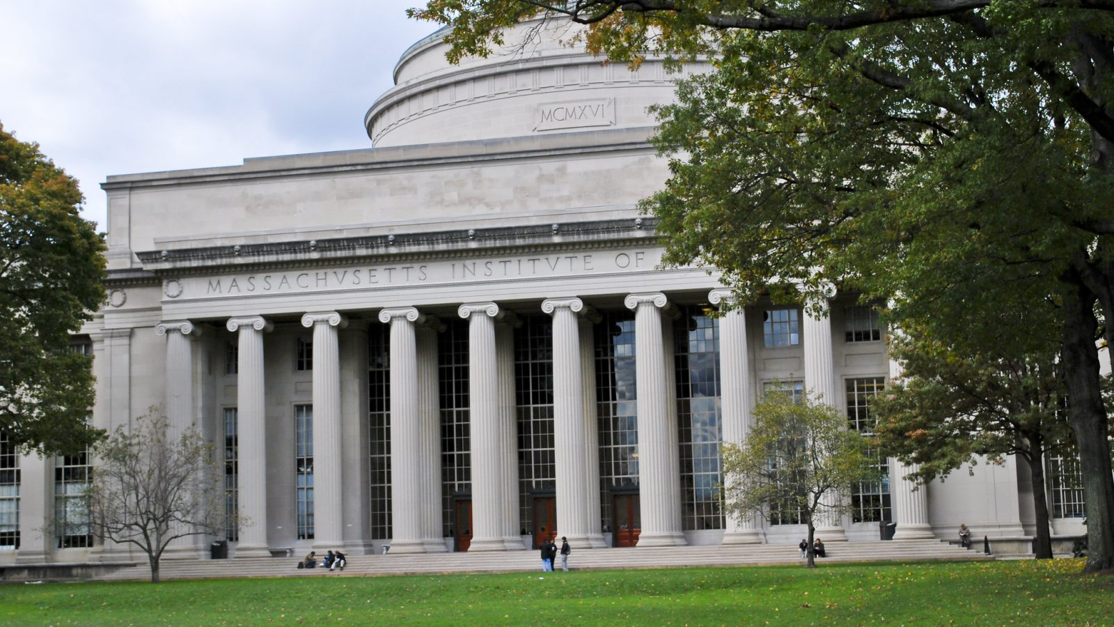 The Maclaurin Building at MIT