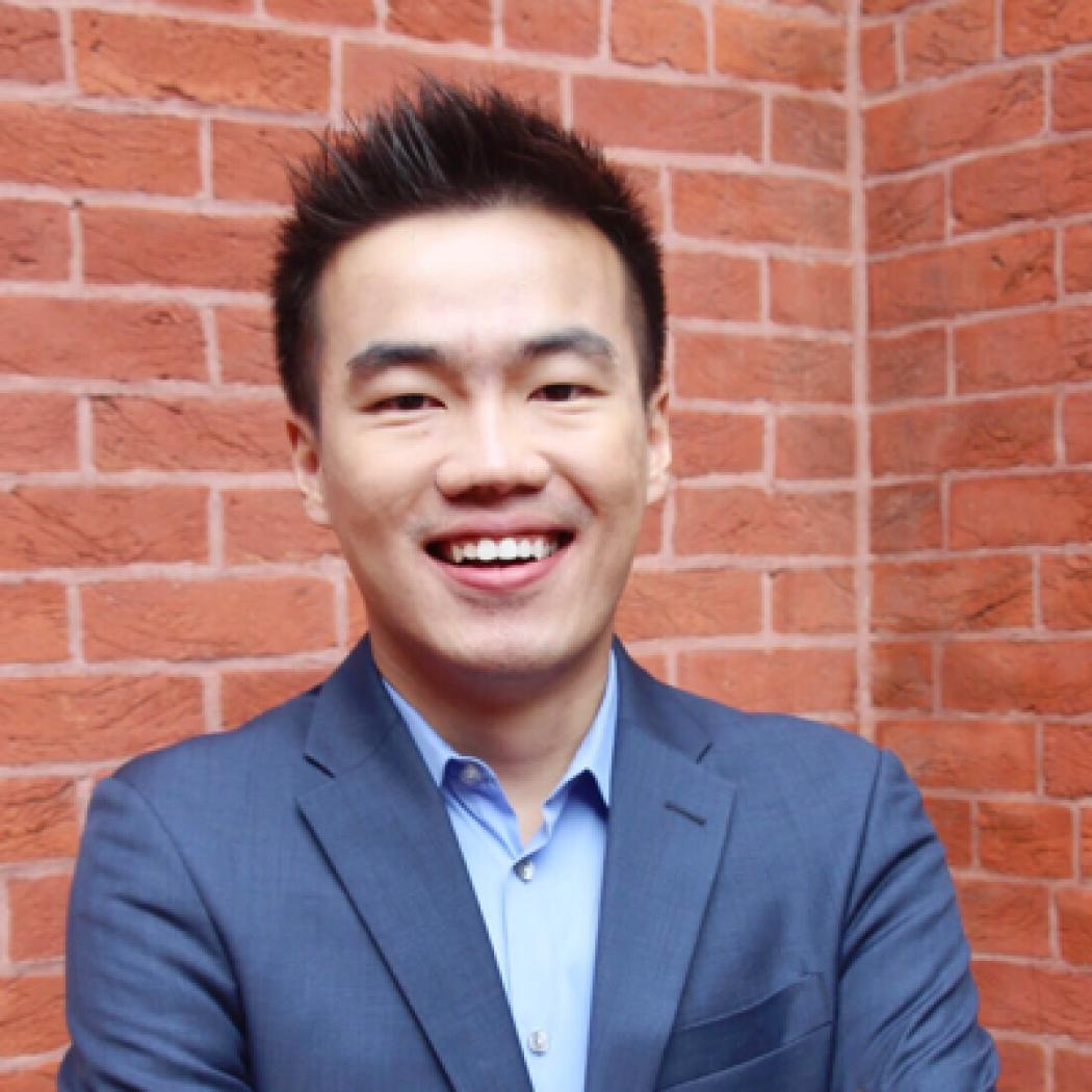 Photo of Daniel Zhang SSP'20